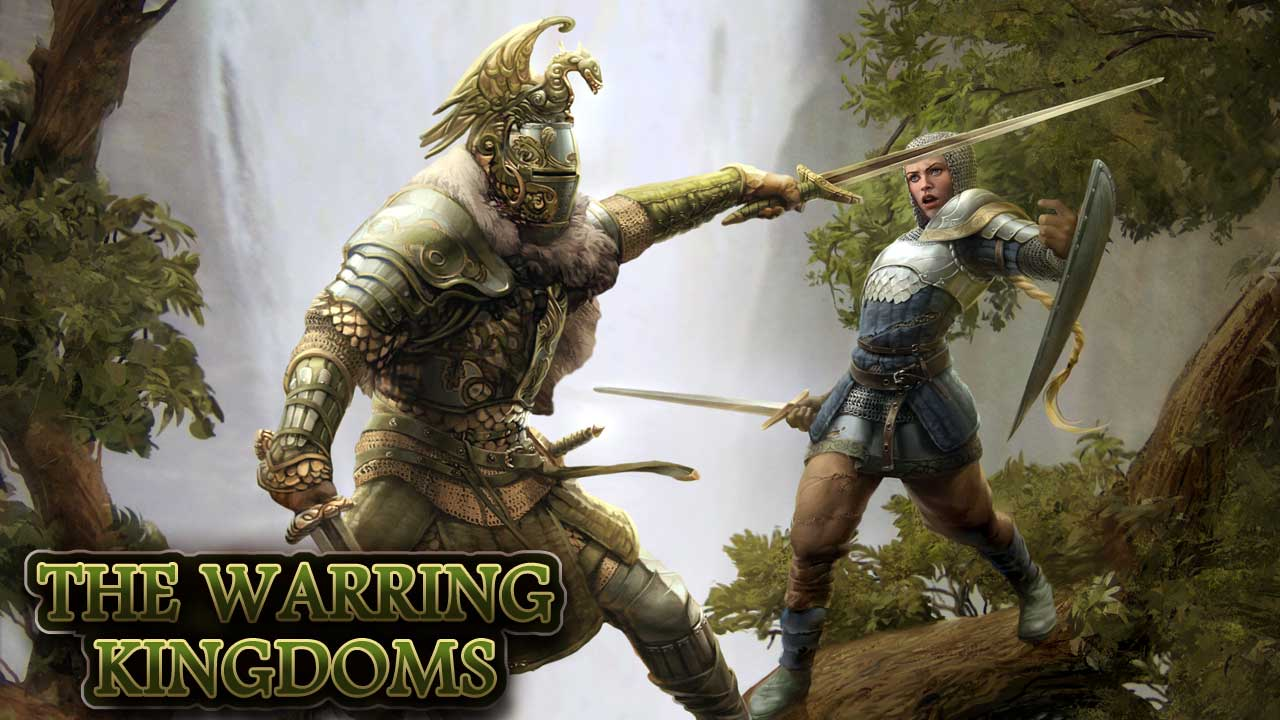 The Warring Kingdoms Kickstarter