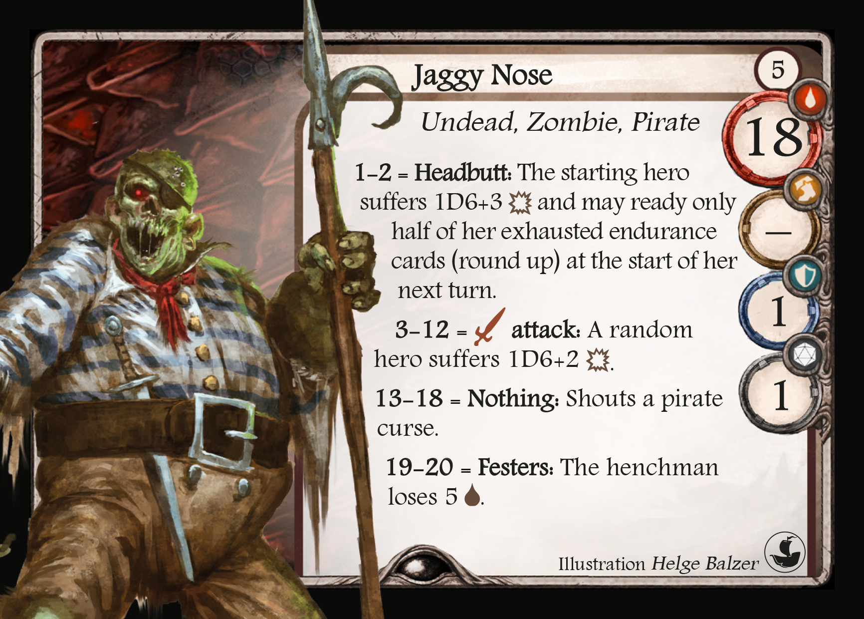 jaggy-nose