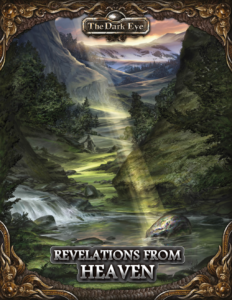 Revelations From Heaven Cover