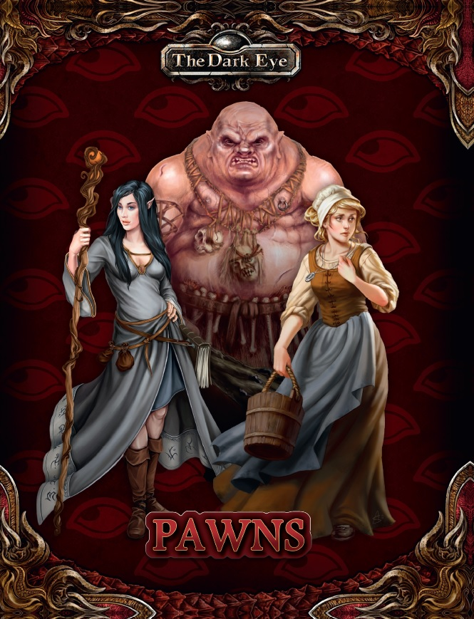 Pawns The Dark Eye RPG -  Ulisses Spiele
