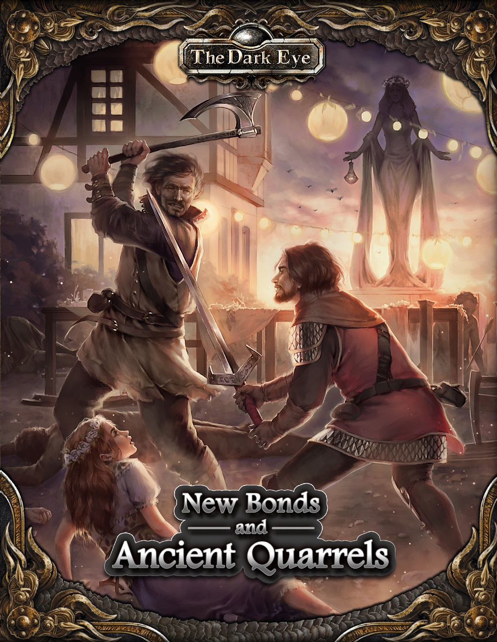 New Bonds and Ancient Quarrels: The Dark Eye RPG -  Ulisses Spiele