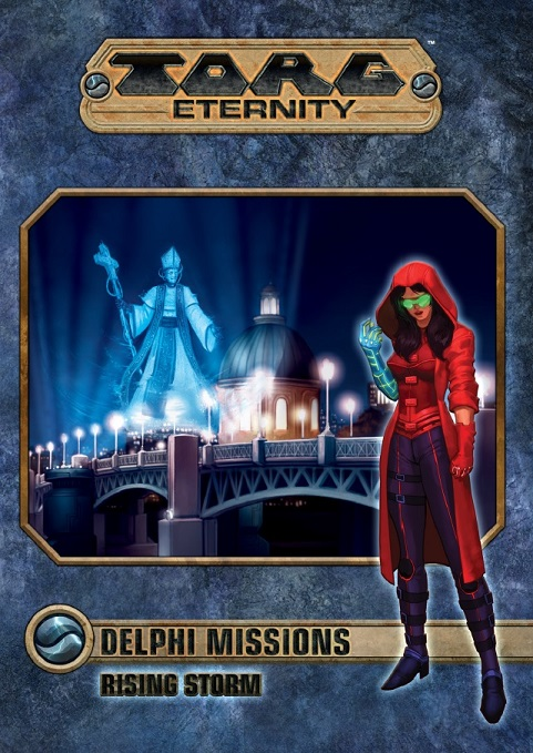 Torg Eternity: Delphi Missions Rising Storm -  Ulisses Spiele