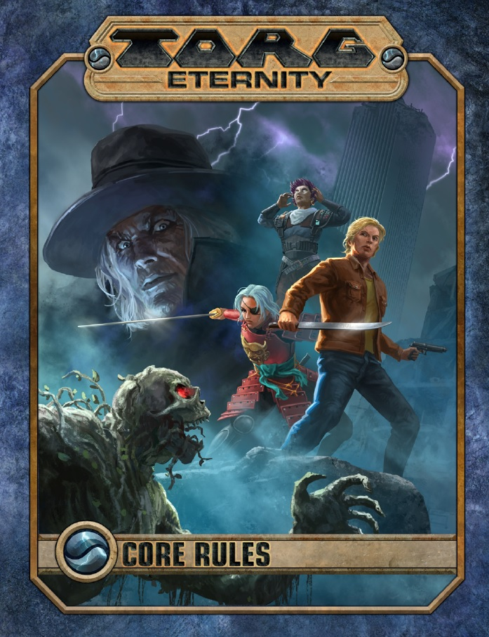 Torg Eternity: Core Rules -  Ulisses Spiele