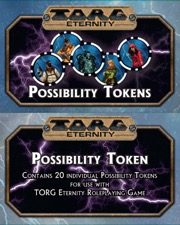 Torg Eternity: Possibility Tokens -  Ulisses Spiele
