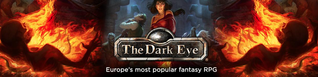 Dark Eye Banner