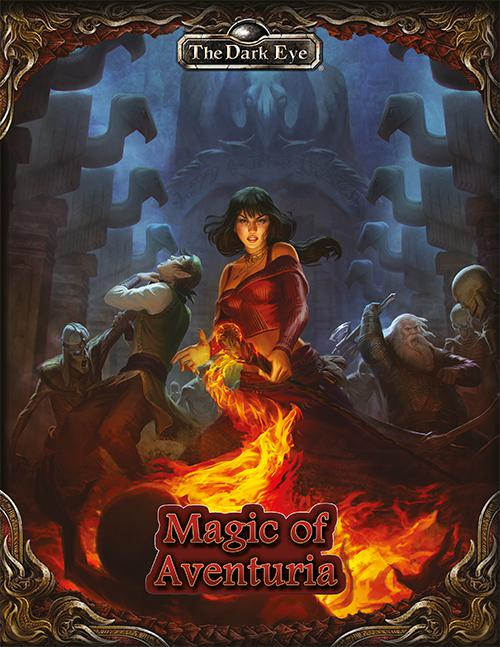 Magic of Aventuria US25004E