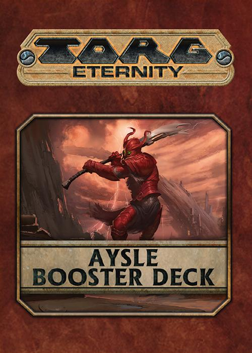 US82023 Aysle Booster Deck