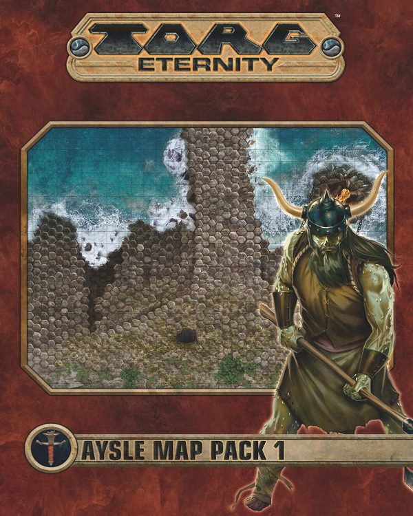 US82030 Aysle Map Pack 1 Wrapper