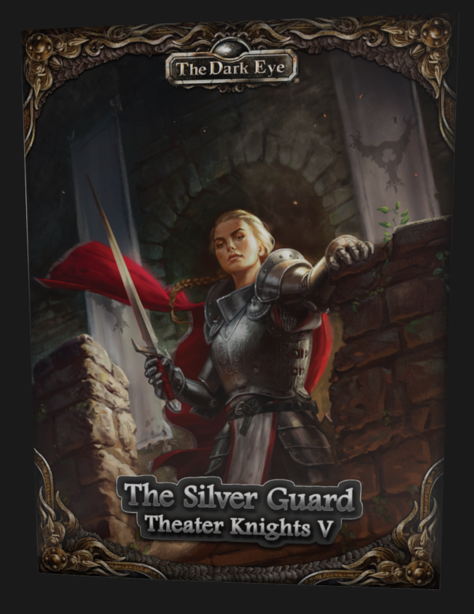 The Silver Guard - TK5 - Cover